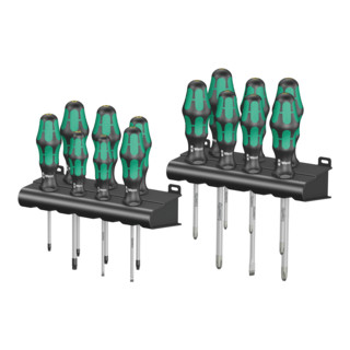 Wera Schraubendrehersatz Kraftform Big Pack 300