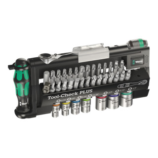 Wera Tool-Check PLUS Imperial, 39-teilig