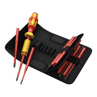Wera Wechselklingen-Sortiment, Kraftform Kompakt VDE Torque 1,2 - 3,0 Nm