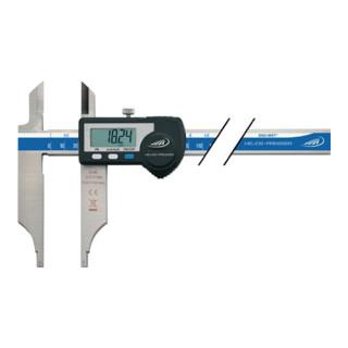 HP Digital-Werkstattmessschieber mit Messerspitzen, ohne Feineinstellung