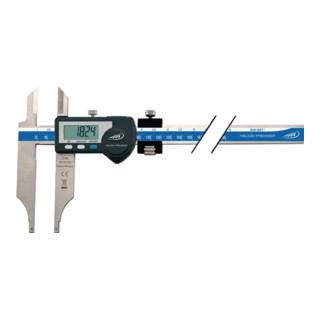HP Digital-Werkstattmessschieber mit Messerspitzen, mit Feineinstellung