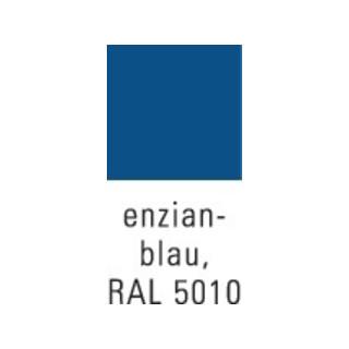 Werkzeug-/Beistellschrank H1000xB1000xT500mm 2Schubl.,2BD grau/blau STUMPF