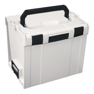 Werkzeugkoffer InnenM.B.378xT.296xH345mm Farbe grau,weiß,schwarz L-BOXX 374