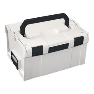 Werkzeugkoffer InnenM.B.378xT.306xH209mm Farbe grau,weiß,schwarz L-BOXX 238