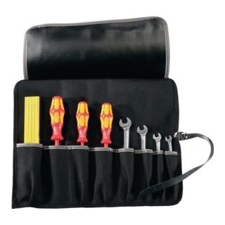 Werkzeugrolltasche 8Fächer B.390xH.320mm PARAT