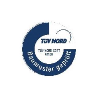 Werkzeugschrank H1000x1B000xT500mm 2 Schubladen 2 Böden lichtgrau/signalblau