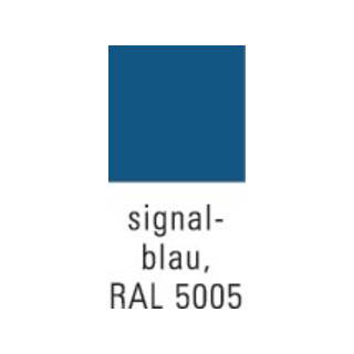 Werkzeugschrankset m.Pultaufsatz H1310xB500xT500mm lichtgrau/signalblau