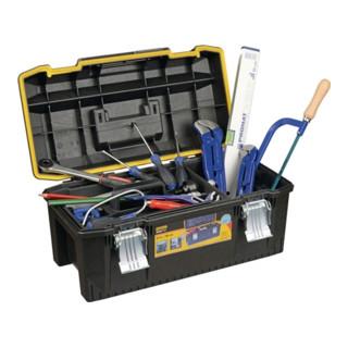 Industrial Quality Supplies Werkzeugsortiment 50 tlg. f. Heizung/Sanitär im Ku. Koffer