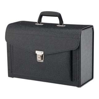 Werkzeugtasche B.420mm T.165mm H.278mmI Industrieleder Volumen ca.19 Liter