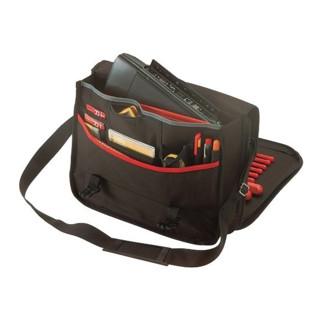 Werkzeugtasche Breite 320x400x130mm 10 Innen/Außentaschen+ verstellbarer Tragegurt