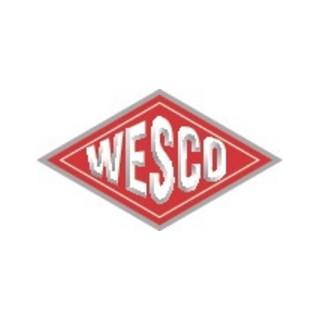 Wesco Wandascher lack.Stahlblech H.285xB.232xT.62mm wetterfest