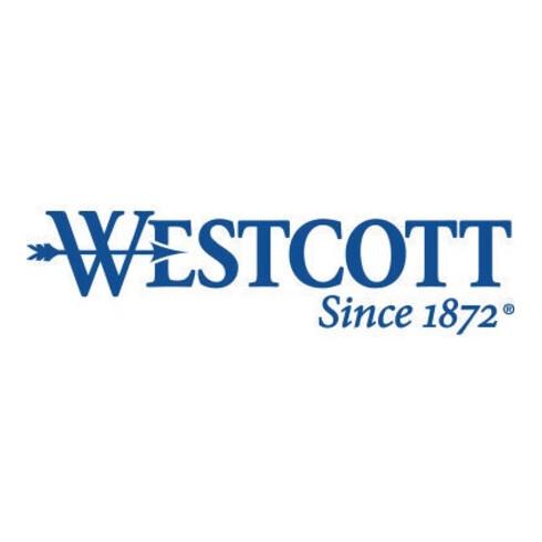 Westcott Schere Titanium Super E-30444 00 geb. 10cm/4Zoll ge/gr