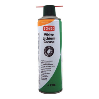 White Lithium Grease 500ml Weisses Sprühfett mit PTFE CRC