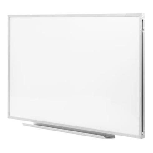 Whiteboard für Wandschienensystem, 900x600 mm