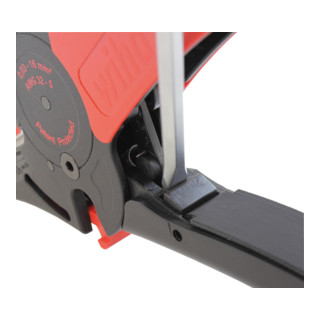 Wiha Abisolierwerkzeug automatisch bis 16 mm² in Blister 200 mm