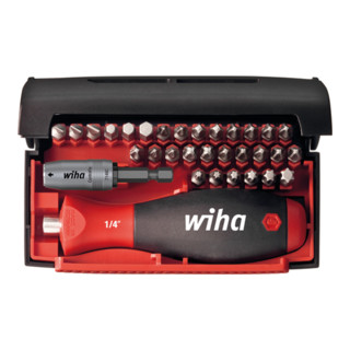 Wiha Bit Collector Standard gemischt 32-tlg. (7928-913)