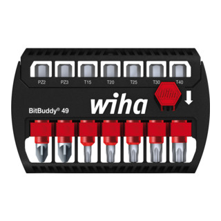 Wiha BitBuddy® 49 gemischt 7-tlg. (7946-905)