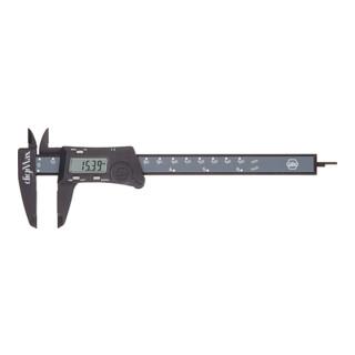 Wiha Digitaler Messschieber digiMax® Ablesung 0,01 mm (411 170 1) 150 mm