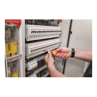Wiha Drehmoment Set easyTorque Adapter electric für slimBits und slimVario® Halter 5-tlg. in Blister