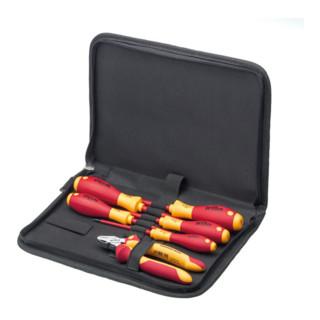Wiha Elektriker Werkzeugtasche 6-tlg. (9300-018)