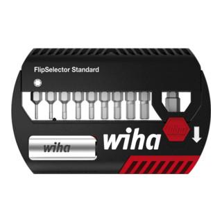 Wiha FlipSelectorStandard,Sechskant,11-tlg. (7947-902)
