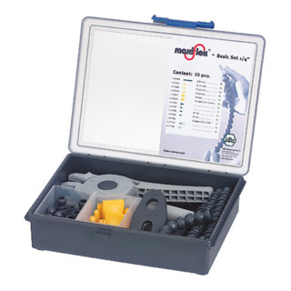 Wiha maxiflex® Basis-Set 1/4'' System (412 2000)