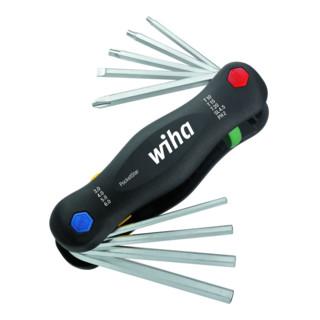 Wiha Multitool PocketStar® gemischt 9-tlg.
