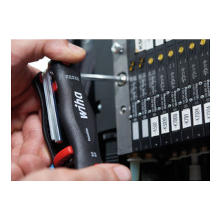 Wiha Multitool PocketStar® Sechskant 1.5-6 7-tlg.