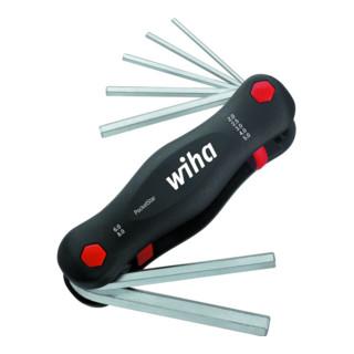 Wiha Multitool PocketStar® Sechskant 2-8 7-tlg. in Blister