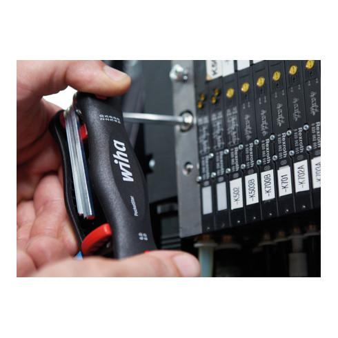 Wiha Multitool PocketStar® Schlitz, Phillips, Innensechskant 6-tlg. in Blister
