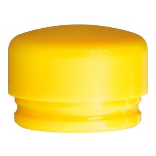 Wiha Schlagkopf gelb für rückschlagfreien Schonhammer (800K) Ø-Schlagkopf 30mm