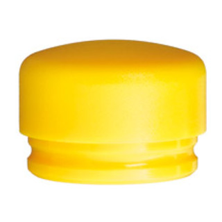 Wiha Schlagkopf gelb für rückschlagfreien Schonhammer (800K) Ø-Schlagkopf 50mm