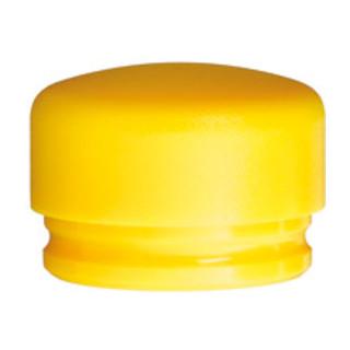 Wiha Schlagkopf gelb für rückschlagfreien Schonhammer (800K) Ø-Schlagkopf 70mm