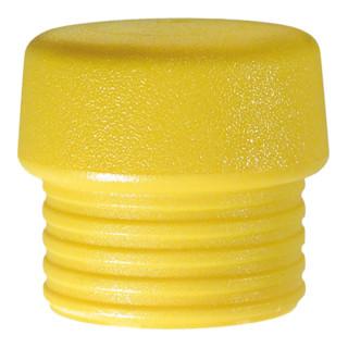 Wiha Schlagkopf gelb für Safety Schonhammer (831-5) Ø-Schlagkopf 30 mm