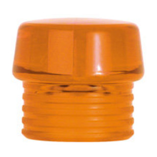 Wiha Schlagkopf orange transparent Safety Schonhammer (831-8) Ø-Schlagkopf 30mm
