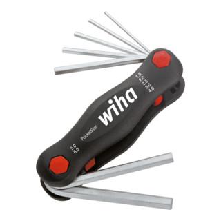 Wiha Sechskant-Klapphalter PocketStar® (351 PK7)