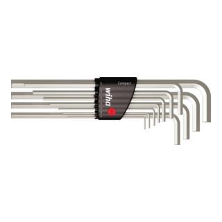 Wiha Sechskant Stiftschlüsselsatz im Compact Halter (352 H11)