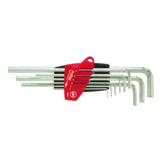 Wiha Sechskant-Stiftschlüsselsatz im ProStar Halter (SB 352 S9)