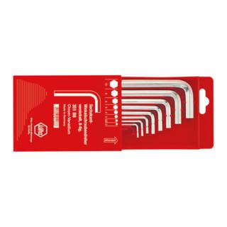 Wiha Sechskant-Stiftschlüsselsatz in Schiebebox (351 B8)