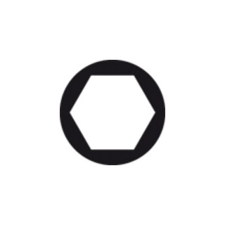 Wiha SoftFinish VDE-Steckschlüssel Sechskant