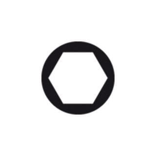 Wiha System 4 Steckschlüsselklinge (269) SW 3,2 mm
