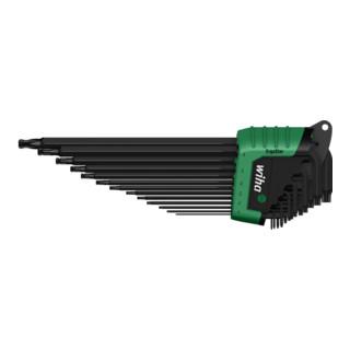 Wiha Torx® Kugelkopf Stiftschlüsselsatz im ErgoStar Halter (366BE HZ13)