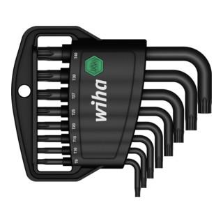 Wiha Torx®-Stiftschlüsselsatz im Classic Halter (363 H8)