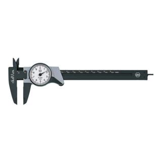 Wiha Uhrmessschieber dialMax®, Ablesung 0,1 mm (411 210 2) 150 mm
