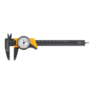 Wiha Uhrmessschieber dialMax® ESD, Ablesung 0,1 mm (411 210 8) 150 mm
