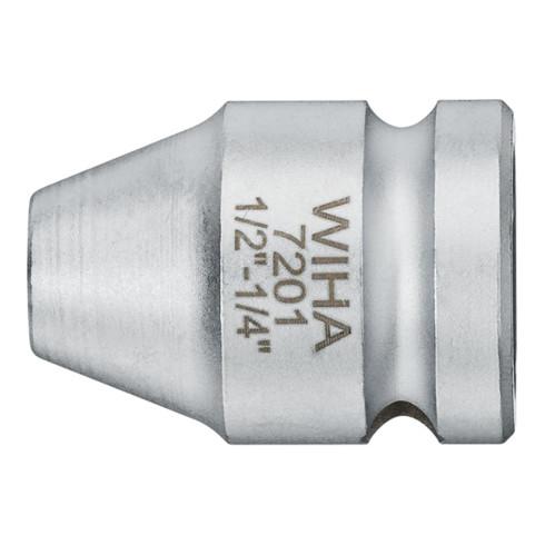 """Wiha Verbindungsteil mit Sprengring Form G 6,3 + G 10 + G 12,5 (7201) 1/4"""" 1/2 mm"""