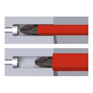 Wiha Wechselklinge electric Sechskant-Steckschlüssel für Drehmoment-Schraubendreher mit Quergriff