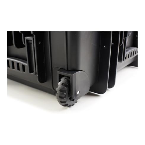 Wiha Werkzeug Set Elektriker Competence XXL II mit integriertem Fahrgestell, 115-tlg. in Koffer