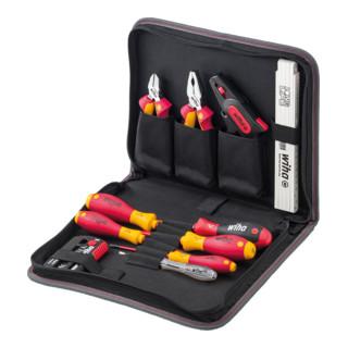Wiha Werkzeug Set Elektriker gemischt 31-tlg. in Tasche (41241)