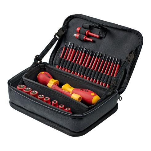 Wiha Werkzeug Set slimVario electric gemischt 31-tlg. in Funktionstasche